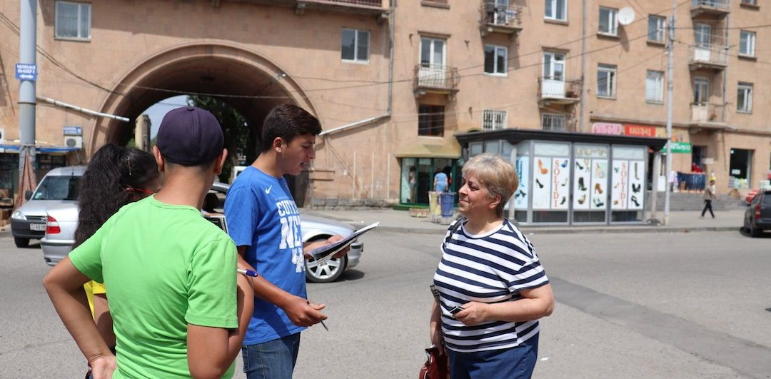 Safer Cities: Roads and Pedestrian Safety Support for Gyumri